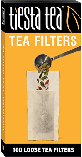 Tiesta Tea Loose Leaf Tea Filters, 1190 Count, Disposable Tea Infuser for 1190 Cups of Tea (1190 Count) by Tiesta (Image #5)