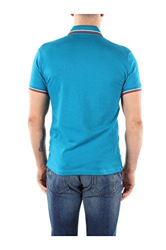 301620093294 Fred Perry Polo Hombre Algodón Blu Blu