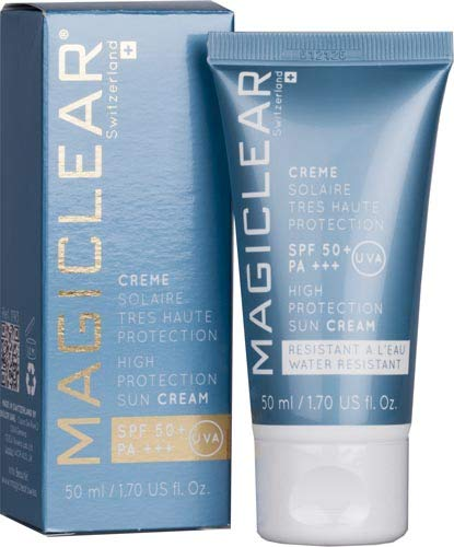 Sunblok Moisturizer Sunscreen Magiclear sunscreen product image