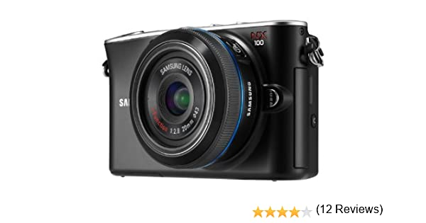 Samsung NX NX100 Cámara compacta 14,6 MP CMOS 4592 x 3056 Pixeles ...