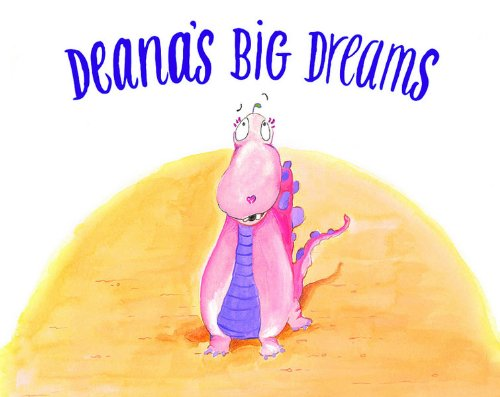 2013 McDONALDS Happy Meal Toy - Time To Read - Book #2 - Deana's Big Dreams pdf epub