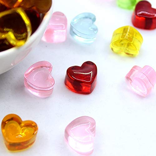 Slime charms 10pcs Addition Slime Charms for Slime Supplies Filler Polymer Love Candy Accessories Toy Model Tool for Kids Toys 2