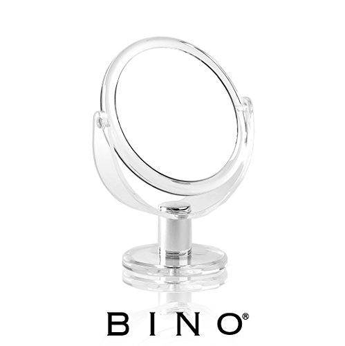 BINO Milla' Double-Sided Acrylic Vanity Mirror, Small -
