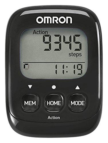 28 opinioni per Omron Walking Style IV Contapassi, Nero