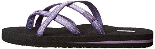 Teva Olawahu Pintado Sandales Femme Purple q8pZqx