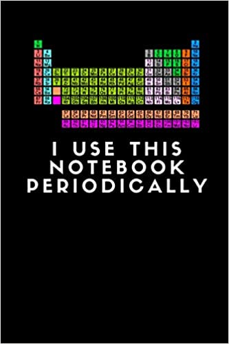 I Use This Notebook Periodically: Lined Notebook