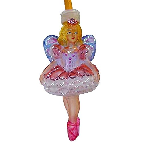 Old World Christmas Sugar Plum Fairy Light Cover 52065 Merck Family ()