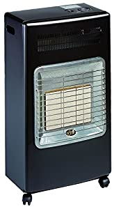 Bartolini 97920 10 light i stufa a infrarossi con for Stufe a gas metano bartolini