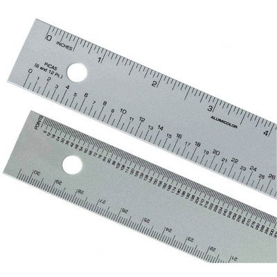 Pica-Points Ruler Size: 18