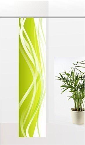Gardinen For Life Flächenvorhang Green Modern Ii
