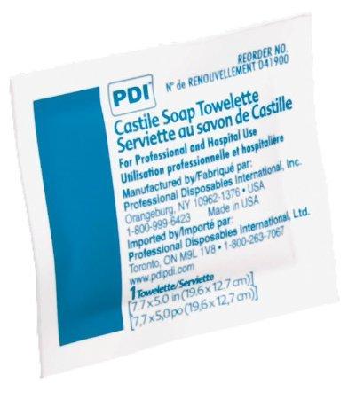 PDI Castile Soap Towelette 100/box (3 Pack) (3) ()