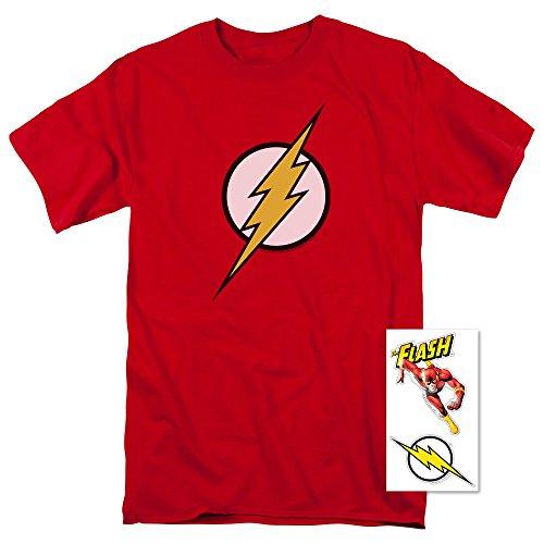 The Flash Lightning Bolt Logo T Shirt