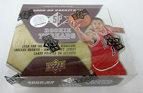 (2008/09 Upper Deck SP Rookie Threads Basketball Box (Hobby))