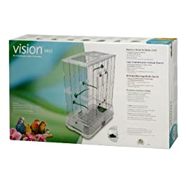Vision Bird Cage Model M02 – Medium