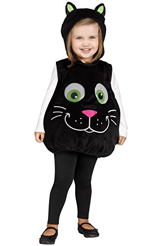 Toddler Googly Eye Cat Costume - 24mo
