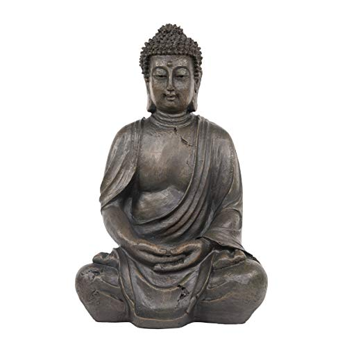 Alpine Corporation Meditating Buddha