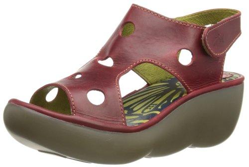 Sandalias Cherokee rojo - rojo