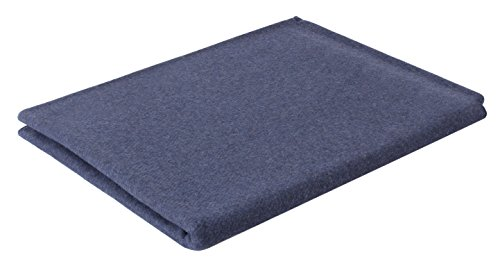 Rothco 70% Wool Blanket - Navy Blue