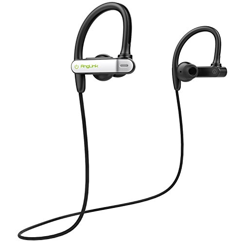 Bluetooth Headphones AngLink Cancellation Sweatproof