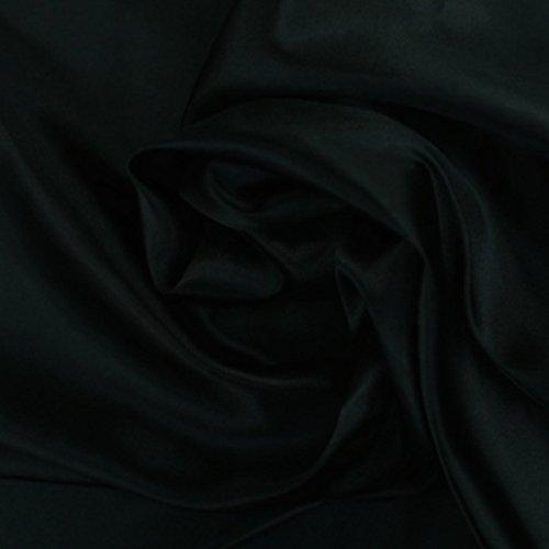 Polyester Lining Fabric Silk Habutae 60 (1 YARD, - Polyester 100 Fabric
