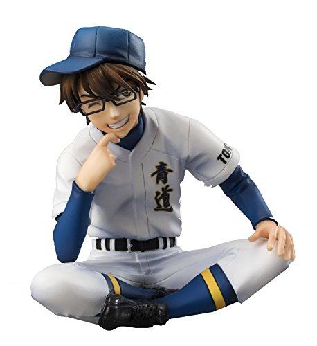 Megahouse Ace of Diamond: Palm Mascot: Miyuki Kazuya Figure (Diamond Ace compare prices)