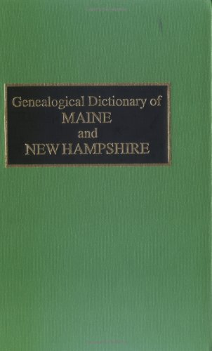 Genealogical Dictionary of Maine and New Hampshire by Sybil Noyes - Shopping Mall Hampshire New