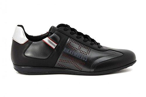 Dirk Bikkembergs Mens Shoes Sneakers Revolution 52 L.Shoe Leather BKE107457 (11 D(M) US)