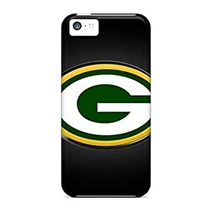 Hot Snap-on Green Bay Packers Hard Covers Cases/ Protective Cases For Iphone 5c