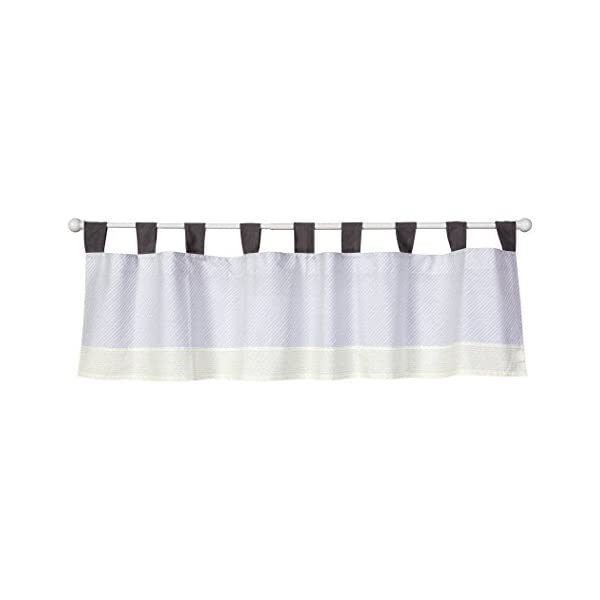 Farm Stack Window Valance