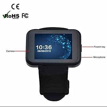 Smartwatch Relojes Deportivo Relojes Inteligentes,Rastreador de Ejercicios,sedentario Recordatorio,Monitor de ritmo