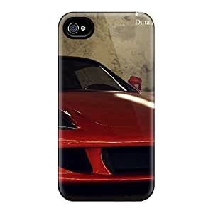 New Snap-on Evanhappy42 Skin Cases Covers Compatible With Iphone 6plus- Porsche Carrera Gt 3d Max