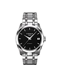 Tissot T0352071105100 Couturier Automatic Women's Steel Watch