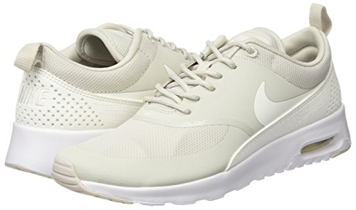 Nike EU 42 Sail Gymnastikschuhe Thea White Damen Light Max 5 Beige Bone Air axnSqO7wpa