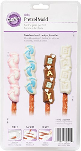 (Wilton 2115-2101 Baby Pretzel Mold)