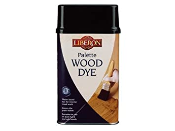 Liberon WDPTO250 250ml Palette Wood Dye - Tudor Oak LIBWDPTO250 B004Z4VWNQ