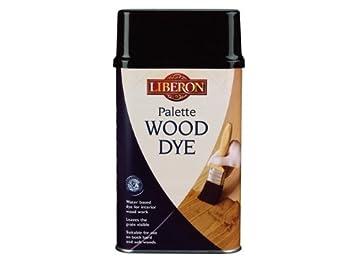 Liberon WDPGM250 250ml Palette Wood Dye - Georgian Mahogany LIBWDPGM250 B000TAR5ZO