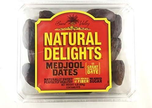 Organic Date Medjool, 16 Ounce
