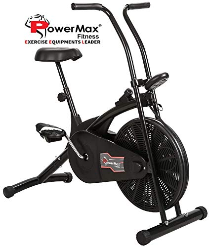 Powermax Fitness BU-205 Exercise Cycle for Weight Loss at Home |...