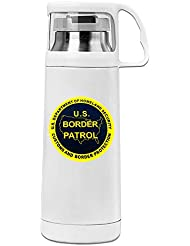 HNN United States Border Patrol Stainless Steel Cover Cups Insulation Cups