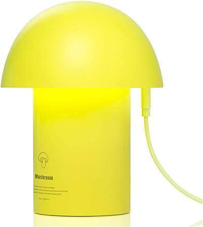 yuandp Inicio LED Humidificador de Aire Dormitorio Luz de Noche ...
