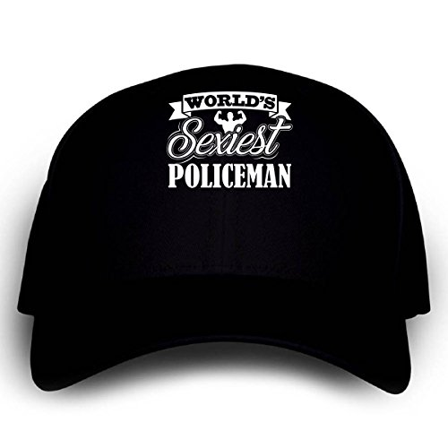 [Worlds Sexiest Policeman Policeman Gift - Cap] (Cheap Police Hats)