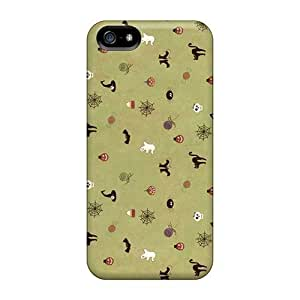 Cute Animals Wallpaper Case Compatible With Iphone 5/5s/ Hot Protection Case