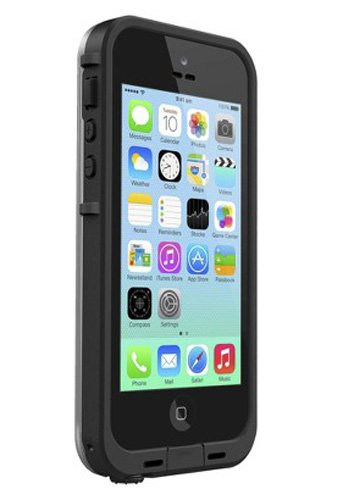 how tall is the iphone 5c lifeproof fre iphone 5c waterproof retail packaging 18533