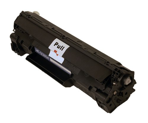 Premium Laser Printer MICR Toner Cartridge Magnetic Ink Replacement Toner for HP CE285A 85A