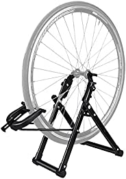 "Clothink Bike Wheel Truing Stand Bicycle Wheel Maintenance Home Mechanic Truing Stand Fits 16"" - 29"""