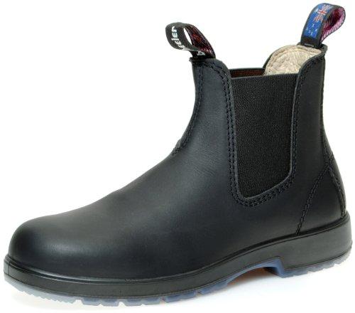 Blue Heeler - Australian Style Chelsea Boots / black Size 45