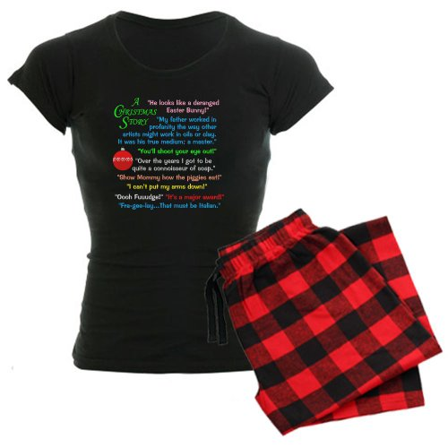 CafePress Christmas Quotations Comfortable Sleepwear