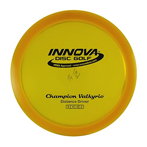 Champion Valkyrie 165-170 Disc Golf Driver (disc colors vary) by Champion