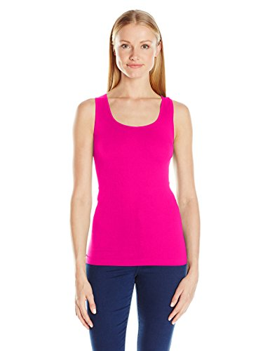 hot pink tank for women - 5