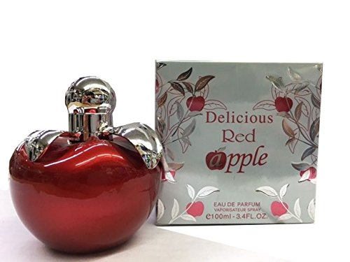Red Apple By Apple Parfums 34 Oz Eau De Parfum Spray For Women